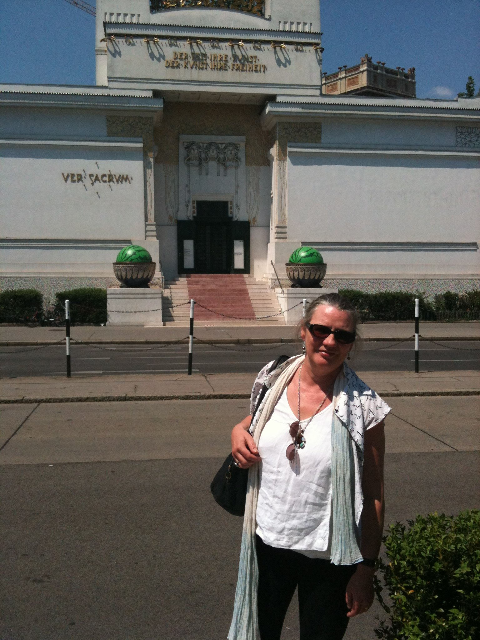 2012 - June 17, At the Vienna Secession