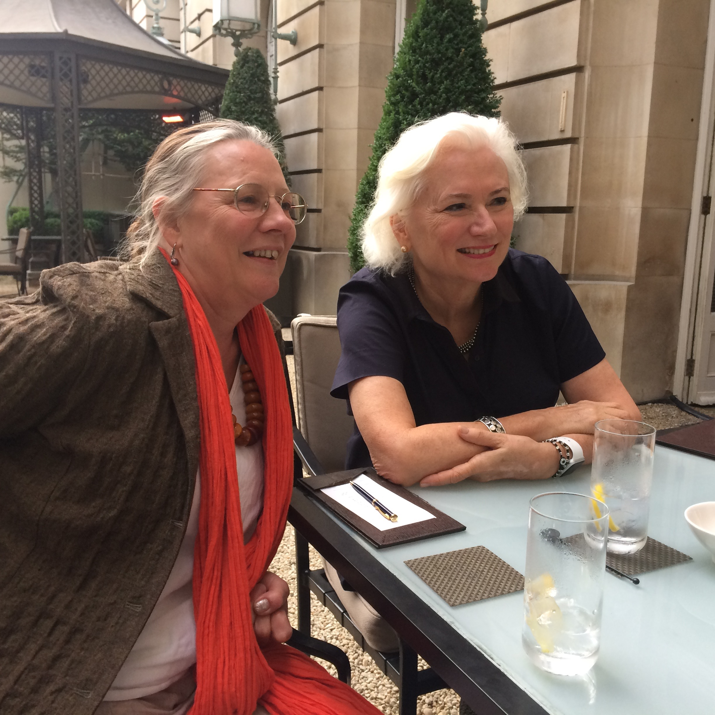 2016 - Sept 4. The Courtauld with Elizabeth Bailey