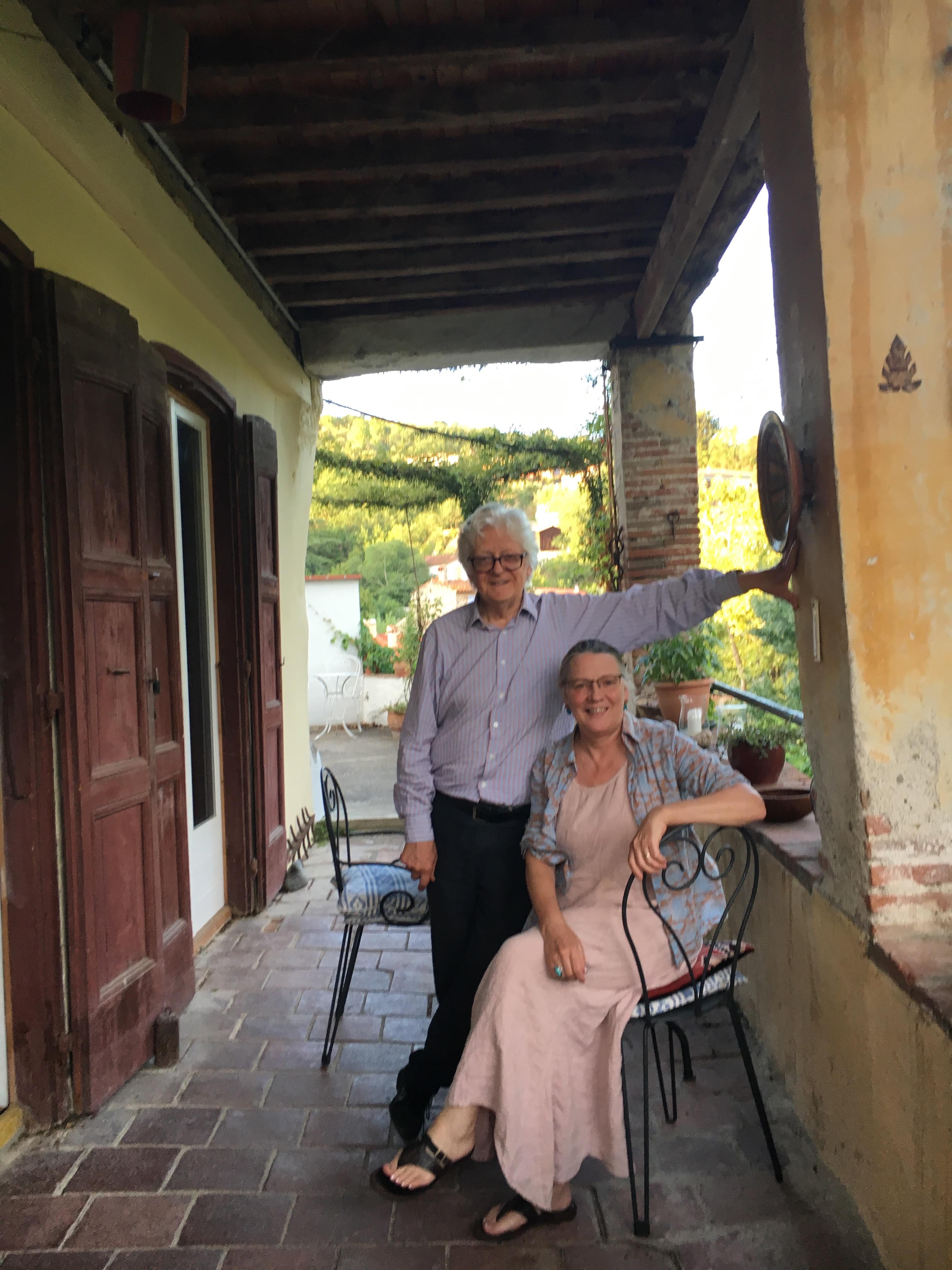 2018 - September. At home in Catllar. Pic Victor Bockris