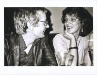 1979 - Rosemary & Miles at the Zanzibar club, Covent Garden