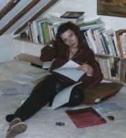 1980 - Staying Ile St. Louis, Paris