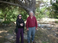 2011 - With Christopher Gibbs, Tangier