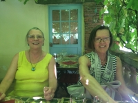 2016 - Aug 5, with Martha Stevns, Ceret