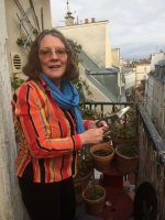 2017 - Feb 28, Gardening in Paris