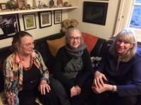 2018 - April 14, With Joyce Ravid & Sara Crighton [r]