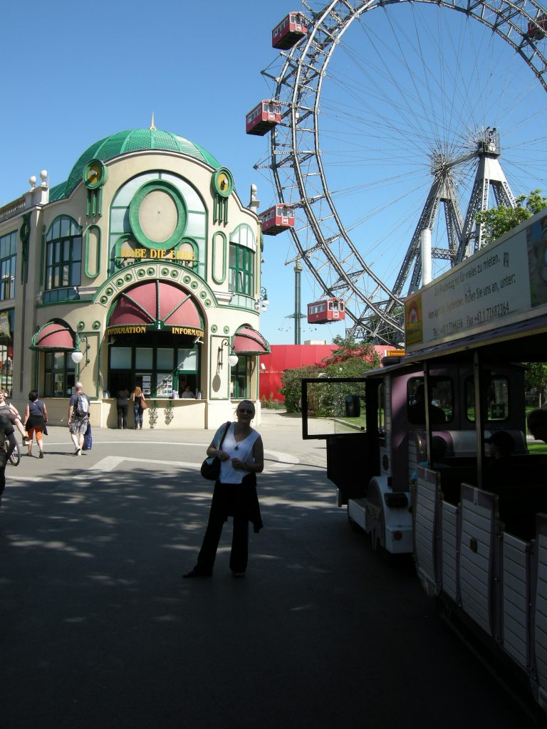 The Riesenrad in the Prater