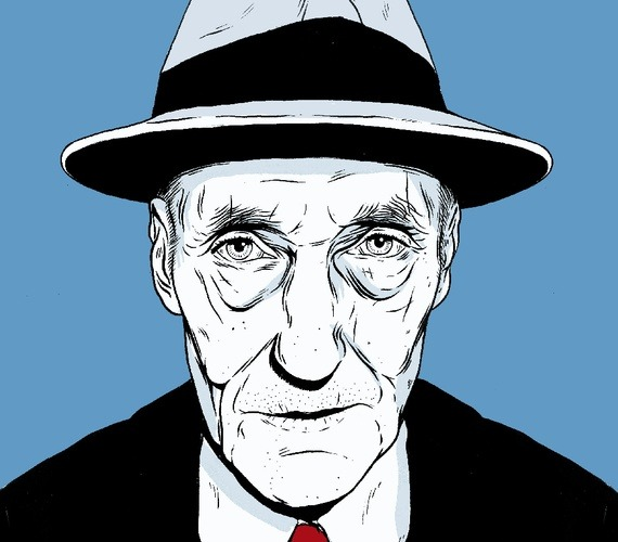 Call Me Burroughs by Barry Miles; Twelve.