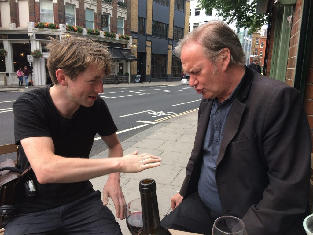 Liam & James discuss fees